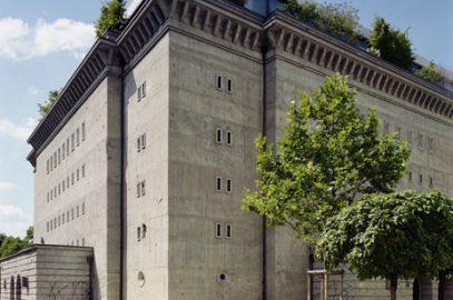 Visite um bunker e por tabela tenha contato com obras de artistas contemporâneos renomados