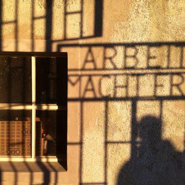 visita guiada ao Campo de concentração