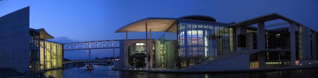 panoramica-Paul-Löbe-Haus-y-Marie-Elizabeth-Haus