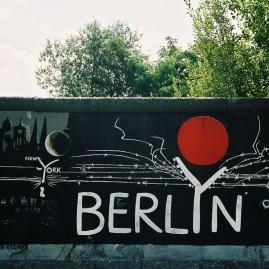 Muro de Berlim, queda e Reunificação da Alemanha
